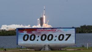 صاروخ سبيس إكس