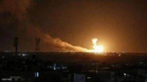 استهداف مطار أربيل